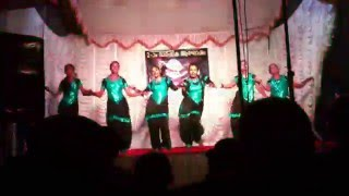 group dance by anjana & party