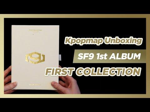"Download K-Pop Album Unboxing ㅣSF9ㅣ 1st Album ""FIRST COLLECTION"" Mp4 baru"