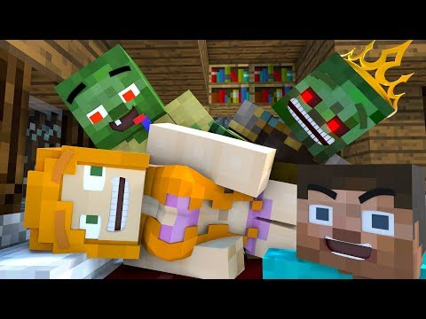 Alex And Steve : Love Story | TOP 5  |- Minecraft Animation