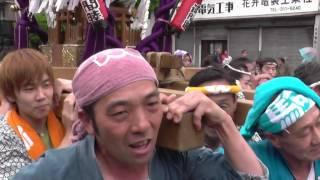 2016年 横浜浅間神社例大祭町会神輿連合渡御