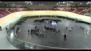Le vélodrome, une piste pour former les futurs champions