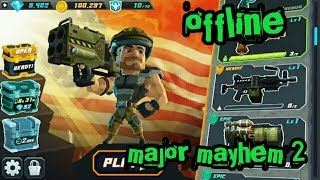 Major Mayhem 2 | android game review