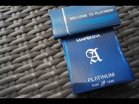 [REVIEW] Sampoerna A Platinum - Diamond Cut