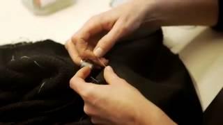Intip Proses Pembuatan Jaket Puluhan Juta