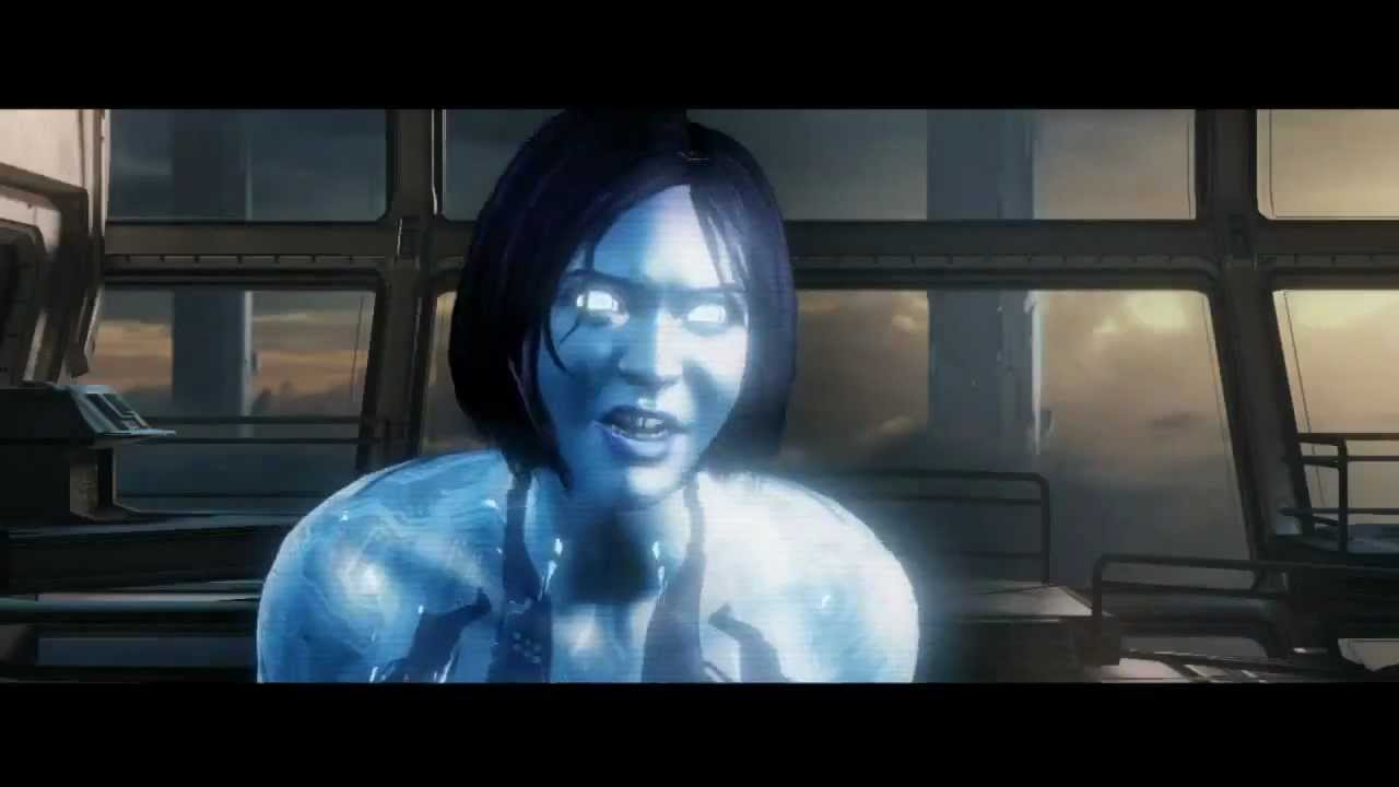 live action cortana naked