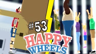 ESECUZIONE IN PUBBLICO!! - Happy Wheels [Ep.53]