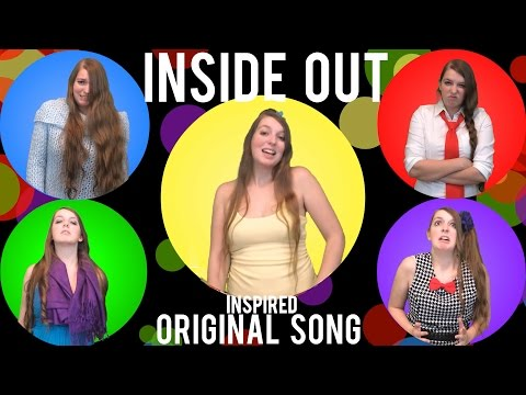Emotional - An Inside Out Inspired Original Song