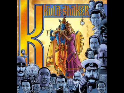 Kula Shaker - Grateful When You're Dead/Jerry Was There