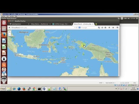 Mapnik Tutorial : working with shp and postgis [part 2] - latcoding com