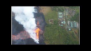 Hawaii volcano eruption: Will Big Island EVACUATE if geothermal power plant is hit?