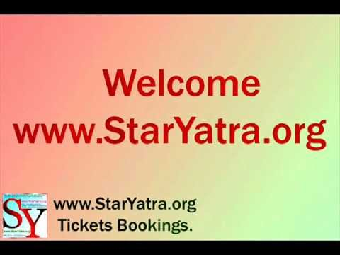 Thumbnail: Flights, Air Tickets Bookings - Star Yatra - (www.StarYatra.org™ Official Site.) - StarYatra.org