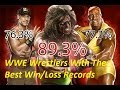 30 WWE Wrestlers With The Best Win/Loss Records