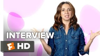 The Angry Birds Movie Interview - Maya Rudolph (2016) - Animated Movie HD
