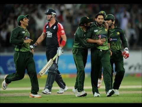 1st T20I: England v Pakistan at Dubai