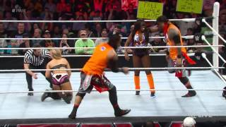 Naomi vs. Natalya: Raw, March 9, 2015