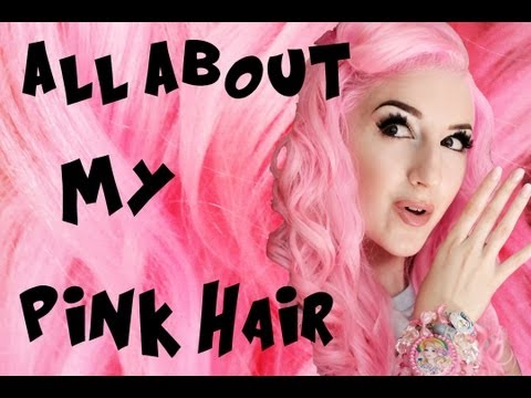Pink Hair FAQ (+Tips and Tricks!)