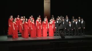 This Little Rose - Erika Budai - Bogazici Jazz Choir - Istanbul (TR)