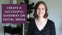 Strategy to Create a Successful Giveaway on Social Media