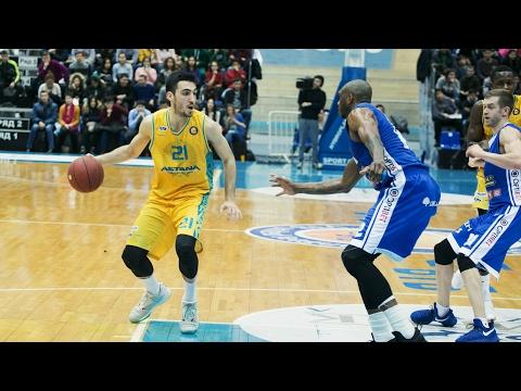 Astana vs Kalev Highlights Feb 5, 2017