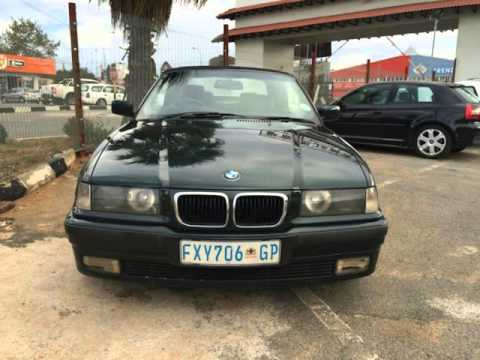1995 BMW 3 SERIES 328i CONVERTIBLE A/T (E36) Auto For Sale On Auto Trader South Africa