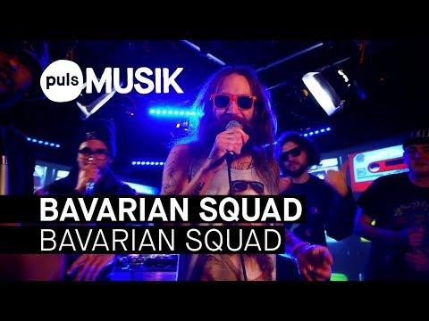 Bavarian Squad – Bavarian Squad (PULS Live Session)