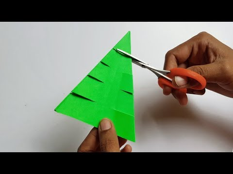3 Christmas Decoration Ideas || Star, Christmas Tree & Angel - Paper Craft Ideas🎄🎄