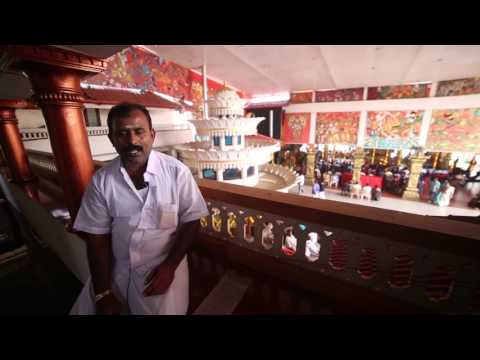 A business man's experience at Devasthanam