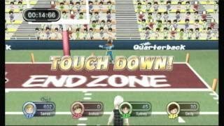 CGR Undertow - FAMILY PARTY: 90 GREAT GAMES PARTY PACK for Nintendo Wii Video Game Review