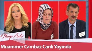 Muammer Cambaz canlı yayında... - Müge Anlı İle Tatlı Sert 10 Şubat 2021