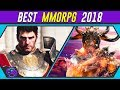 Top Best MMORPG Games 2018