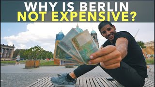 Why is Berlin Not Expensive?