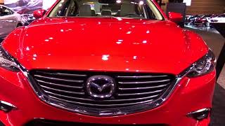 2018 Mazda 6 SkyActive Limited Design Special Limited First Impression Lookaround Review