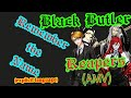 BLACK BUTLER REAPERS (GRELL, UNDERTAKER, RONALD AND WILLIAM) Remember the name (AMV)