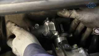 Renault Clio 3 - Changement de la vanne egr