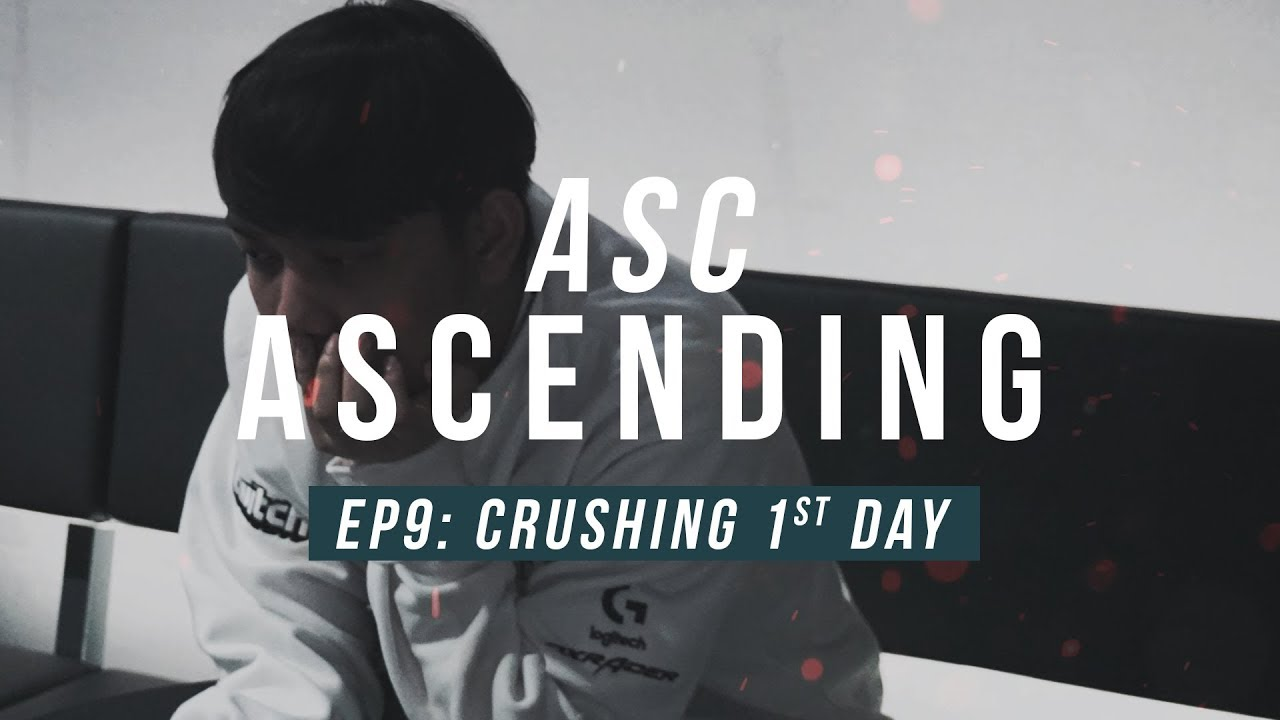 Download ASC Ascending: ep.9 Crushing First Day