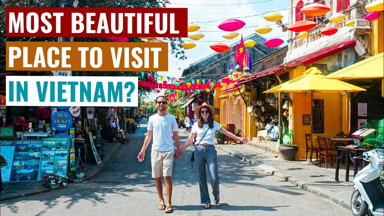 HOI AN TRAVEL GUIDE | Most Beautiful Place in Vietnam?
