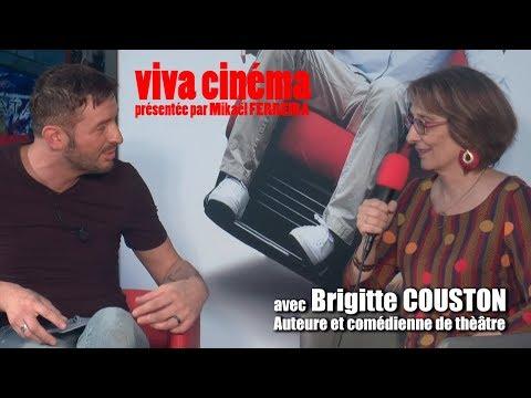 Viva Cinéma avec Brigitte COUSTON