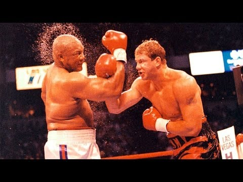 Tommy Morrison-Knockouts