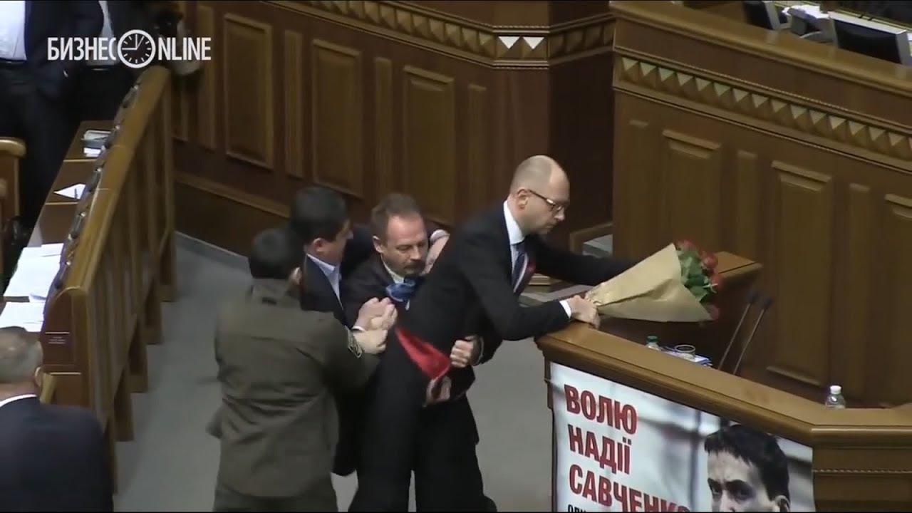 Верховна рада (парламент) Украины в красках