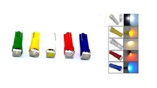 Светодиодные лампочки T5