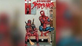 Avenging Spiderman #12 featuring Deadpool Motion Comic Dub