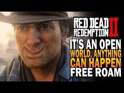 The Feels On The Bus Go Round & Round - Red Dead Redemption 2 Honorable 100% Playthrough thumbnail