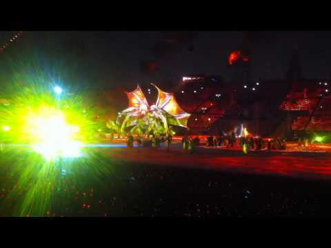 Opening Ceremony of Pan Arab Games: Doha 2011
