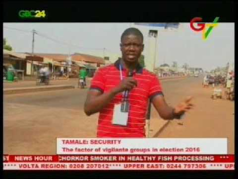 Ghana: The factor of vigilante forces in Election 2016