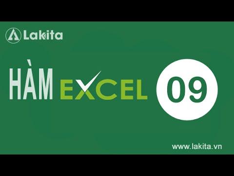Hàm Excel   #9 Hàm DSUM, hàm SUBTOTAL, hàm SUMSQ