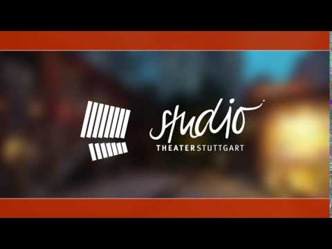 Logo Intro Studio Theater Stuttgart