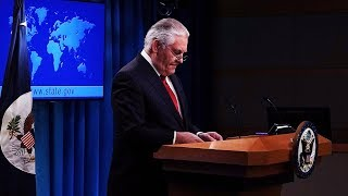 Why Tillerson Hit Russia During Exit Speech