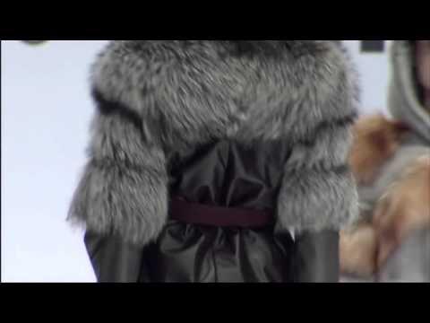 Коллекция  осень 2015 - зима 2016 от Saga Furs