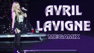 Avril Lavigne - Megamix  2015 [Parte 3]