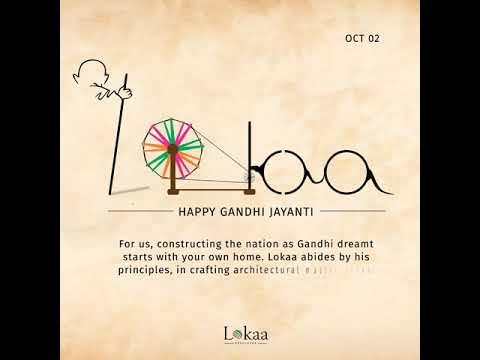 Webboombaa Celebrates Gandhi Jayanthi With Lokaa Customers